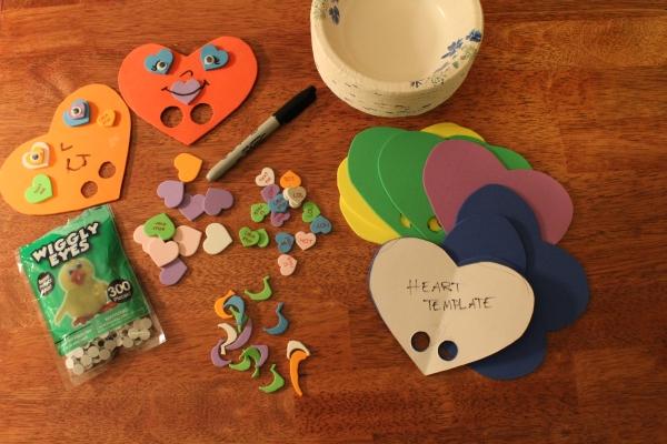 Raising Creative Hearts February 2013