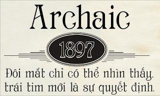 SVN-Archaic 1897