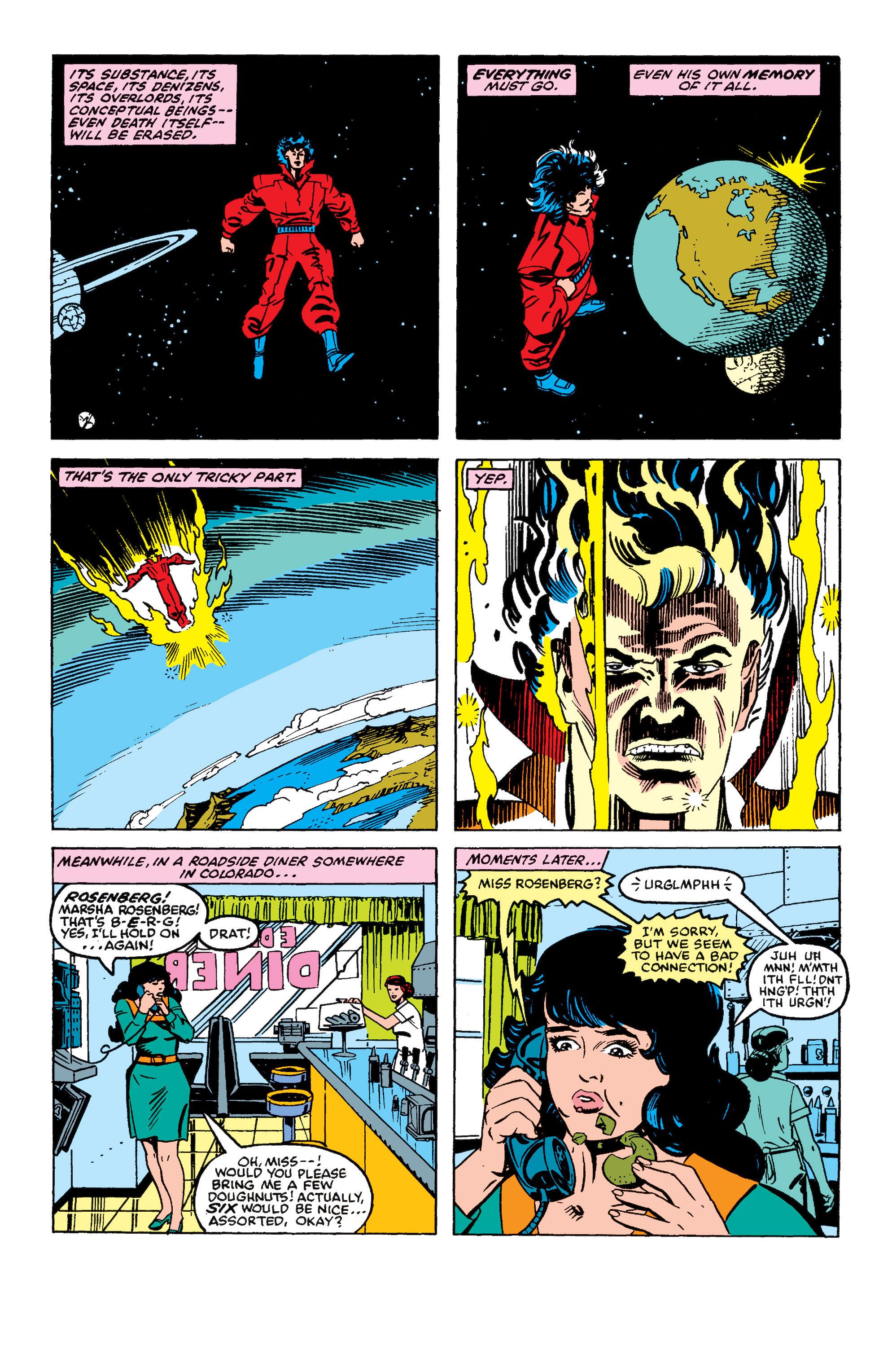 Read online Secret Wars II comic -  Issue #9 - 3