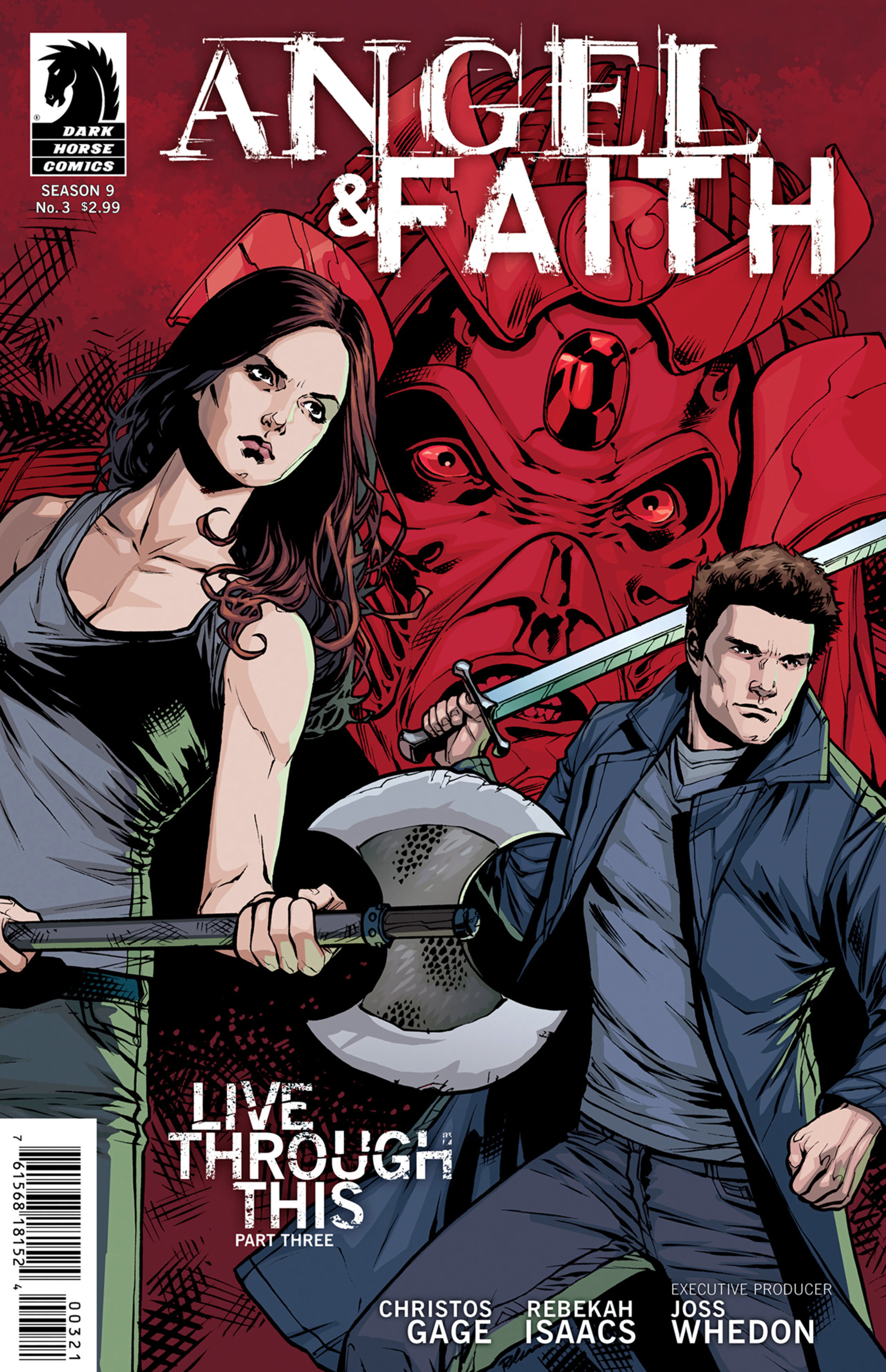 Read online Angel and Faith comic -  Issue #3 - 2