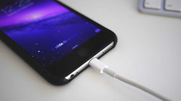 Charging iPhone faster