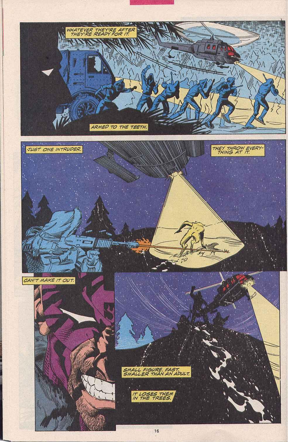 Hawkeye (1994) Issue #1 #1 - English 13