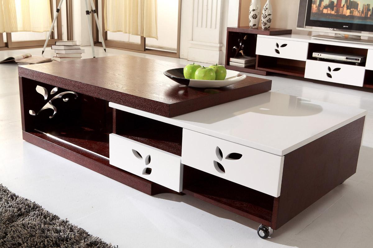 25 Elegant Living Room Coffee Tables - Decor Units