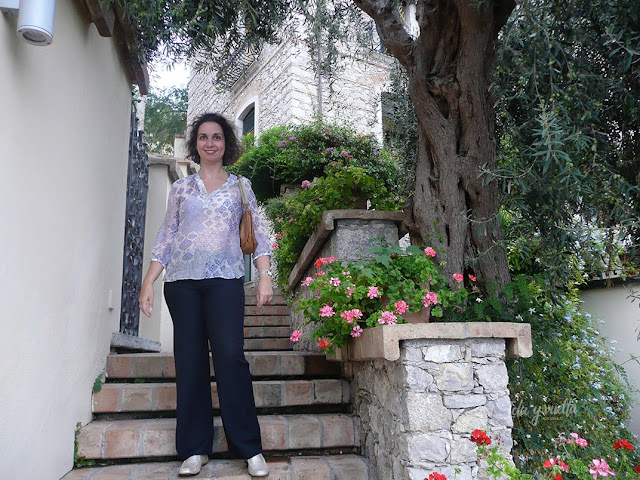 Hotel Villa Carlotta Taormina jardines