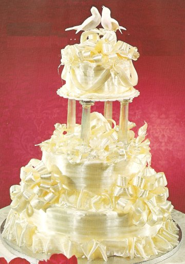 Royal Wedding Accessories Most Unique Wedding Cakes
