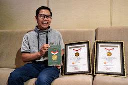 Selamat! Indonesia Kalahkan Batas Combiphar Pecahkan Rekor Muri Indonesia