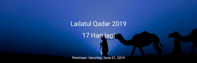 'Tanda-tanda Malam Lailatul Qadar dan Perkiraan Terjadi Pada Tahun 2019 Adalah Tanggal ...'
