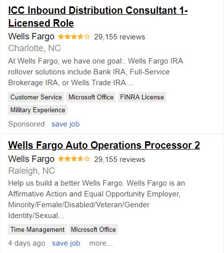 Wells Fargo Jobs - Bloom US Jobs