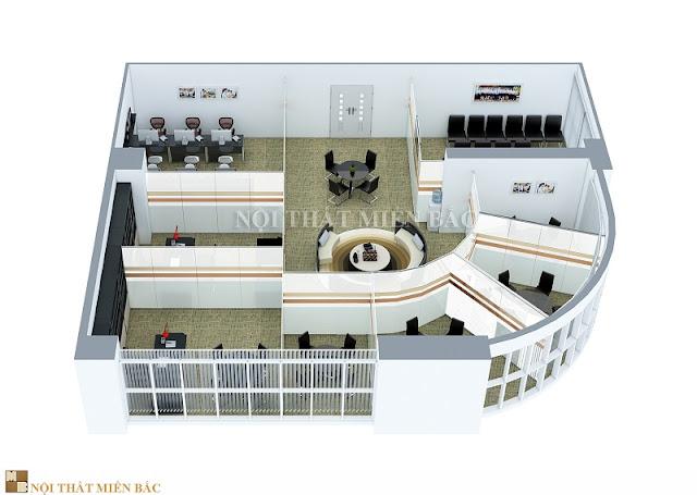 Công ty tư vấn thiết kế nội thất văn phòng giúp doanh nghiệp định hướng phong cách