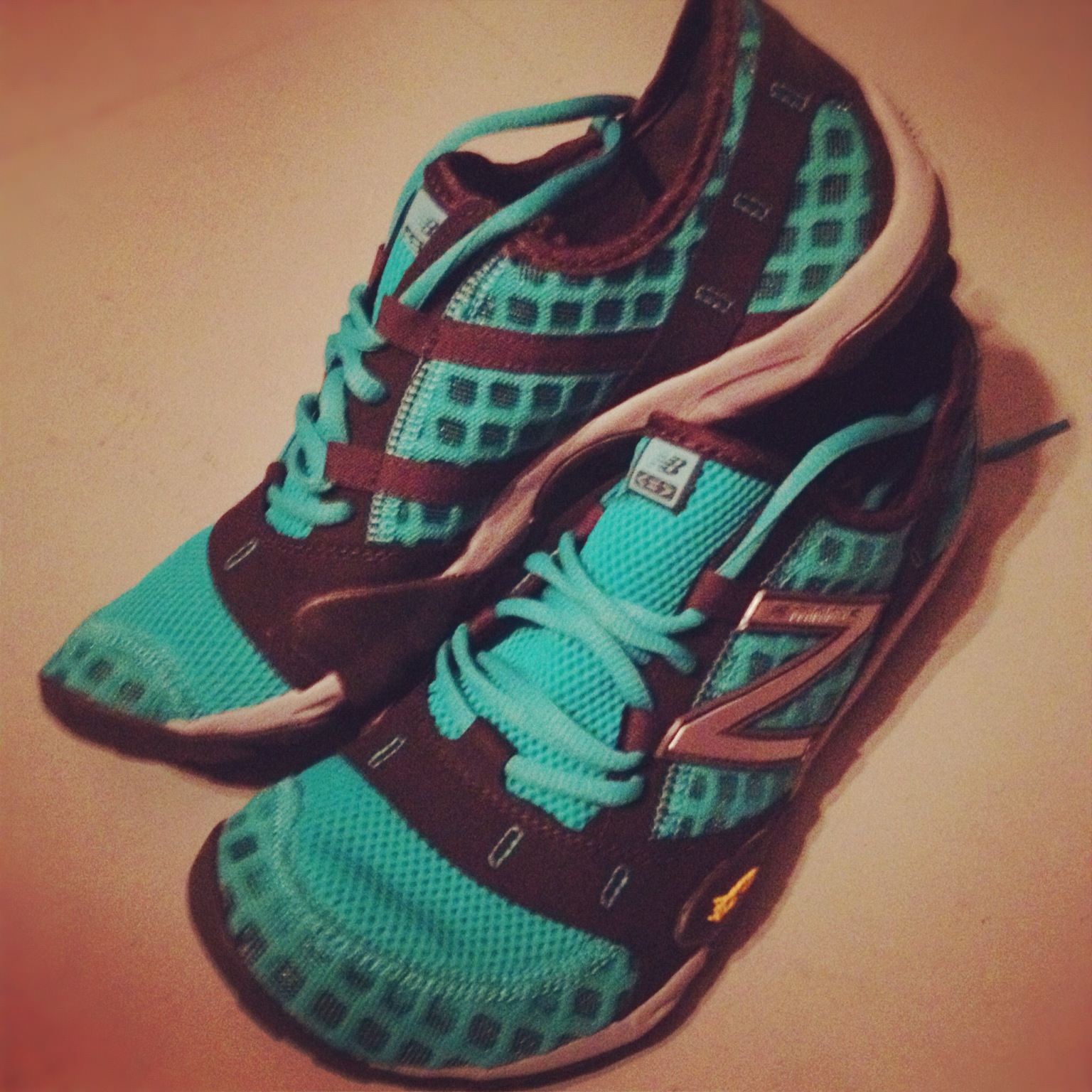 soft and light special for shoe enjoy discount price Sparkle and Shade: New Balance Minimus Barefoot Trainer Review