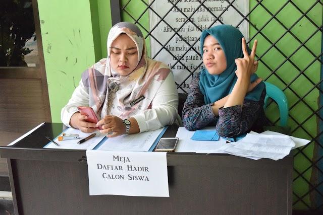 Tes Teori & Praktik (Gel.3) Pendaftaran Calon siswa didik SMP YAPPA Depok