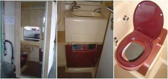 Indian Railway New Bio Toilets