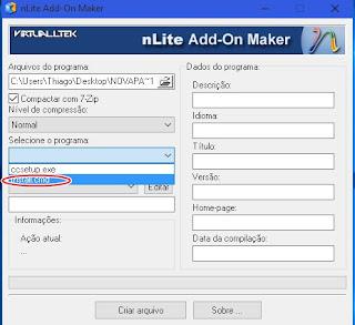 nlite addon maker