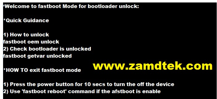 How to unlock bootloader in latest android phones to enable root