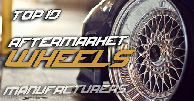 Top 10 Aftermarket Wheel Manufacturers