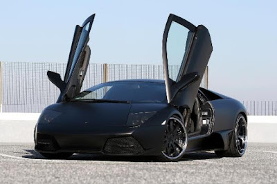 The Murcielago had been tested in high temperatures