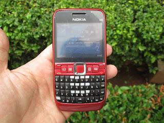 Nokia E63 Jadul Seken Mulus Kolektor Item