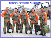 Pendaftaran Perwira PSDP Penerbang TNI 2016