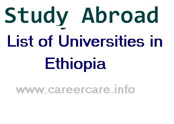 List of Universities in Ethiopia