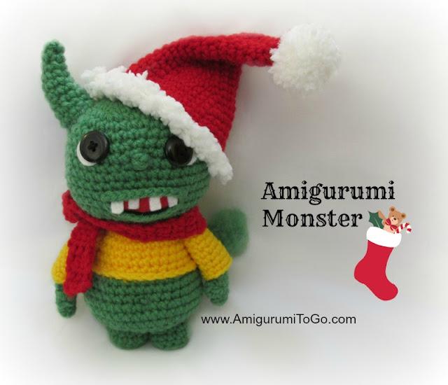 http://www.amigurumitogo.com/2014/08/yarn-monster-pattern-free.html
