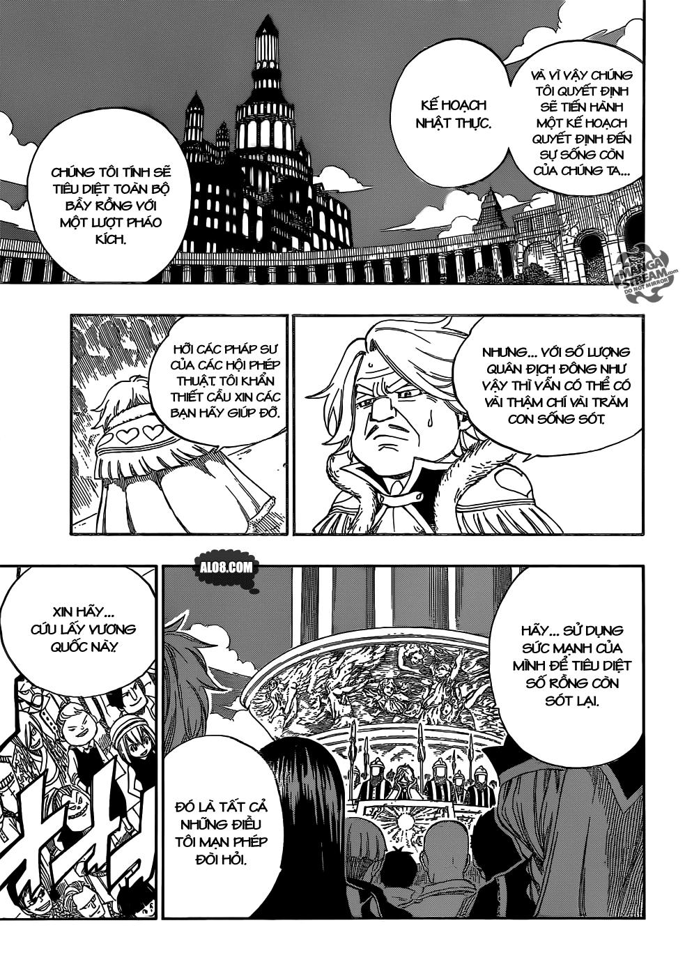 Fairy Tail chap 325 trang 13