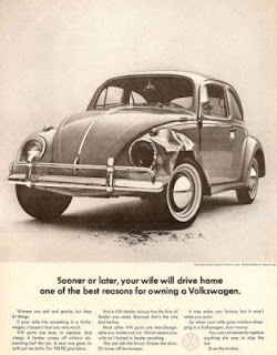 Vintage ad of the day: Volkswagen tackles problem of 'women drivers' 1