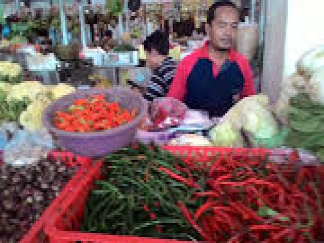 Harga Cabai di Purwokerto Naik, Pembeli Menurun