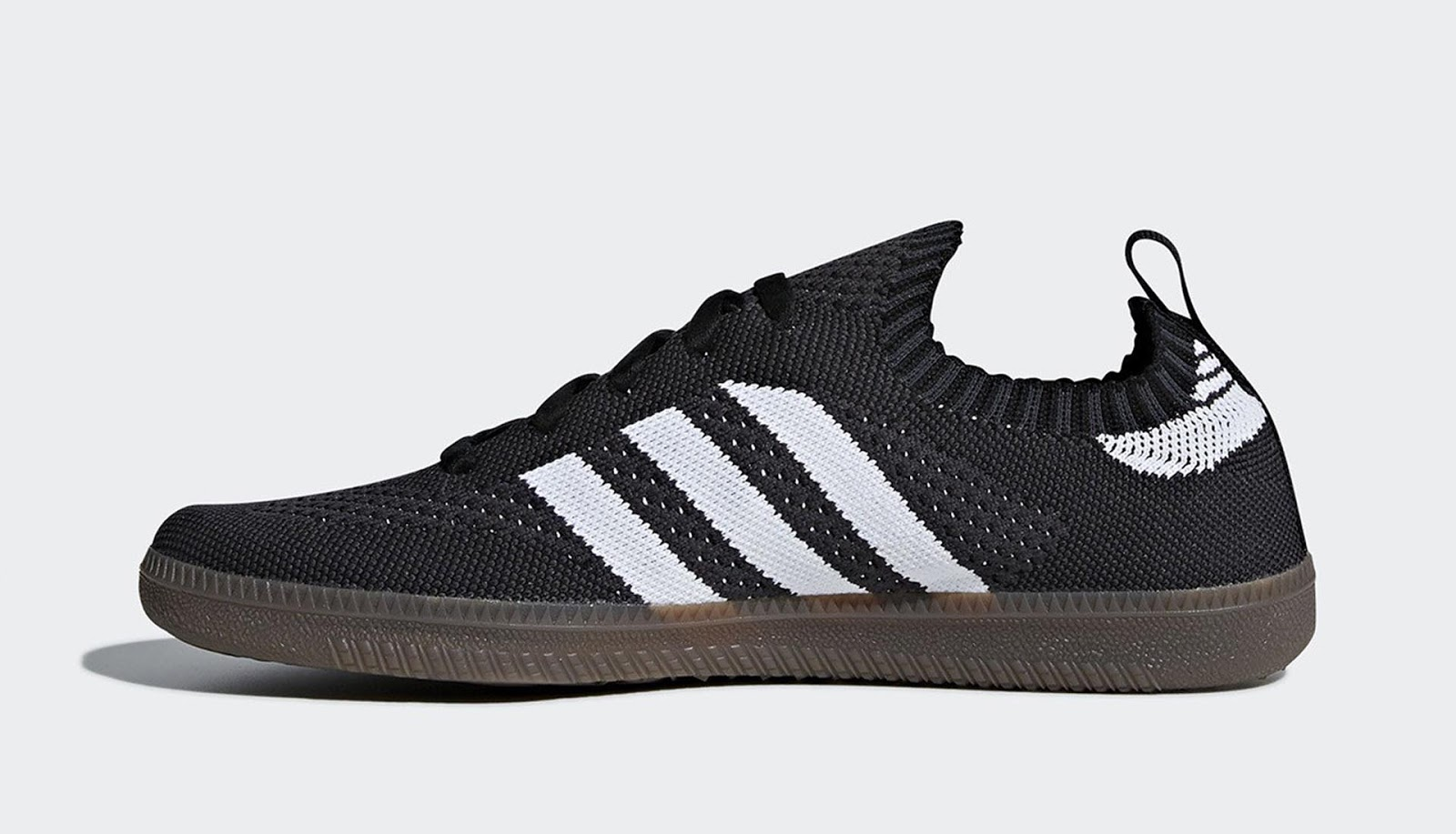 buy popular a7b66 57429 ... promo code inspired by the classic adidas samba football boot the new adidas  samba primeknit comes