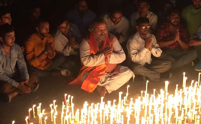 hindu-sanghthan-tribute-to-ranjeet-delhi