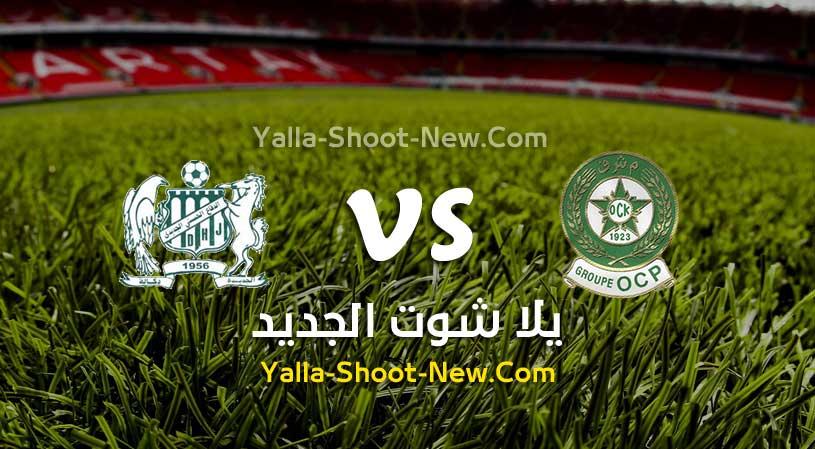 أولمبيك خريبكة يتغلب على نادي الدفاع الجديدي في الدوري المغربي