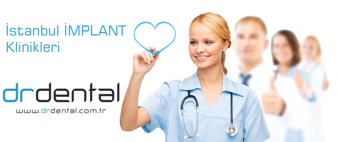 Dental Dis Klinikler Istanbul Implant Uygulayan Klinikler
