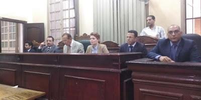 أول قاضية في مصر, حكم الاعدام, جريمة قتل,