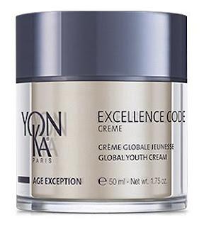 yonka excellence code creme