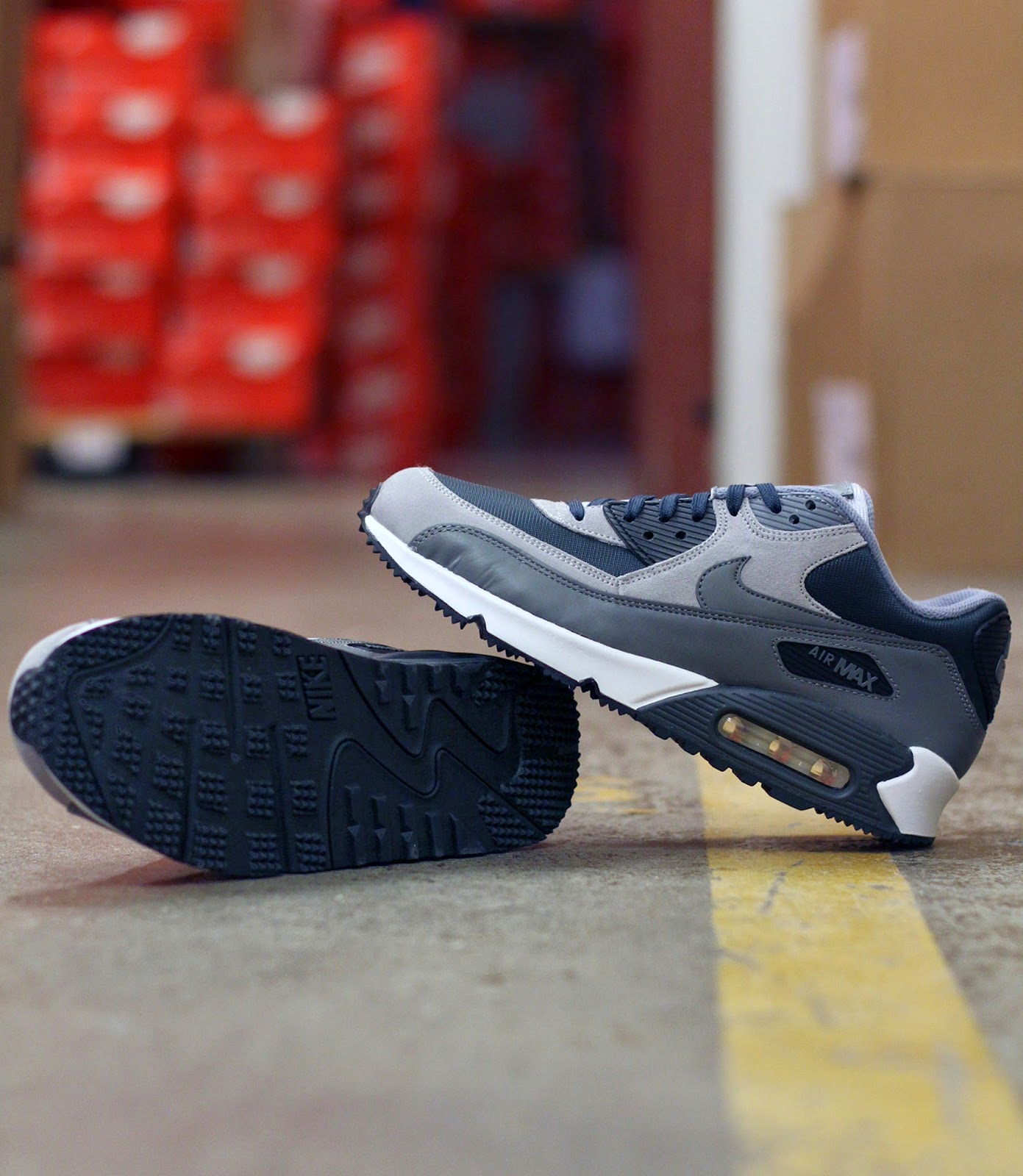 separation shoes 29274 91855 http   www.footish.se sneakers nike-air- · Nike Air Max 90 Winter Prm  683282-001