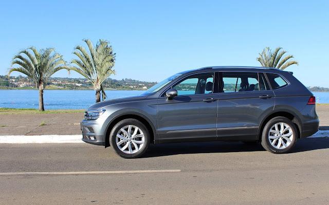 VW chama Gol, Voyage, Up! e Tiguan AllSpace para recall