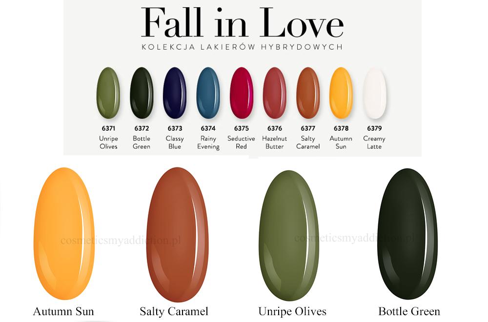 kolekcja NeoNail Fall in Love