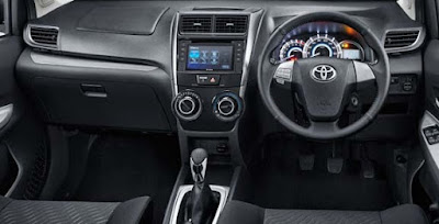 Interior Grand New Veloz