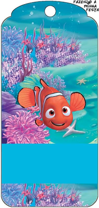 Imprimibles De Nemo 7 Ideas Y Material Gratis Para