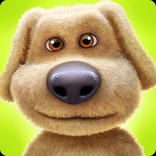 تحميل لعبة Talking Ben the Dog v3.5.1.14 مهكرة وكاملة للاندرويد