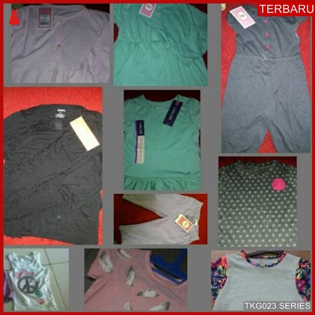 TKG23p45 paket baju anak sisa Murah di BMGShop