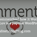 What Is Commentluv? How It Works?