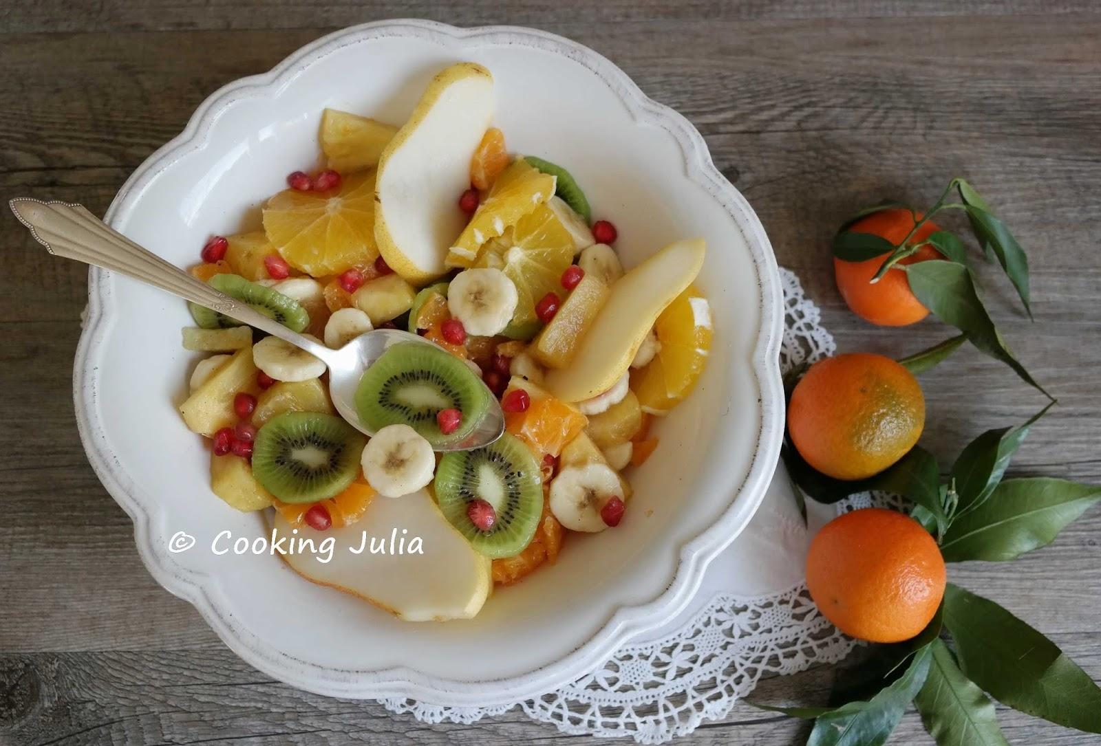 cooking julia salade de fruits d 39 hiver. Black Bedroom Furniture Sets. Home Design Ideas