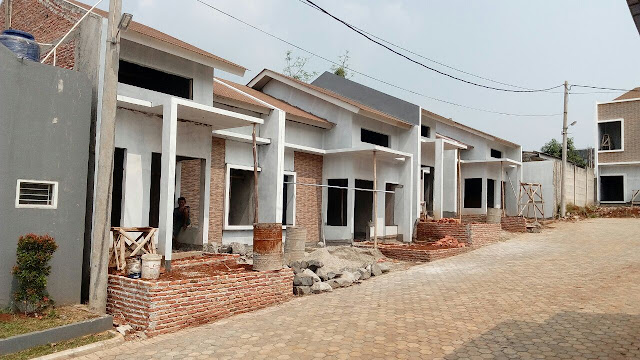 Rumah Dijual di Tangsel - Vilamas Bellevue