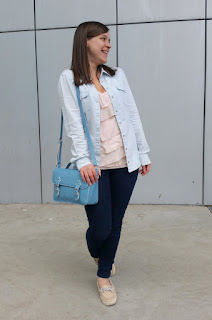 Clothes & Dreams: OOTD: Pastels