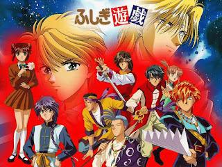 Fushigi Yuugi – Todos os Episódios