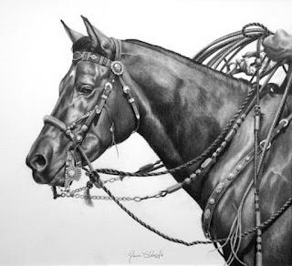 dibujos-caballos-hiperrealismo