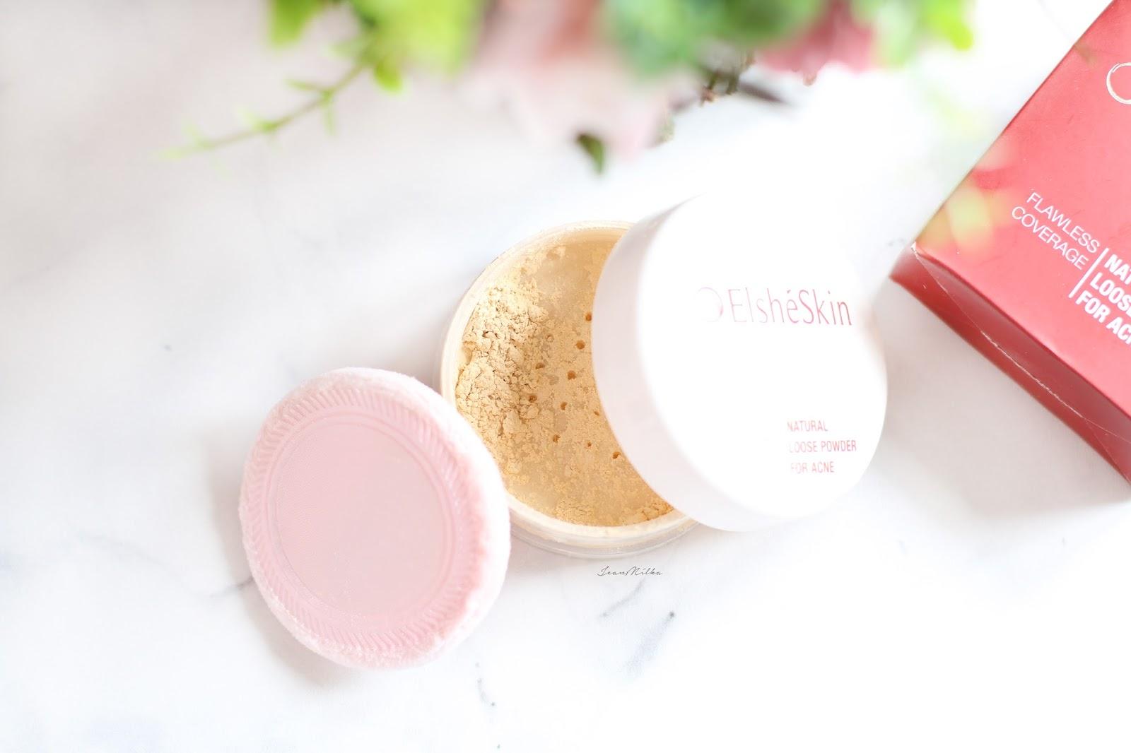 elshe, elshe skin, skincare, elsheskin, oily skin, acne prone skin, kulit berminyak, kulit jerawat, review