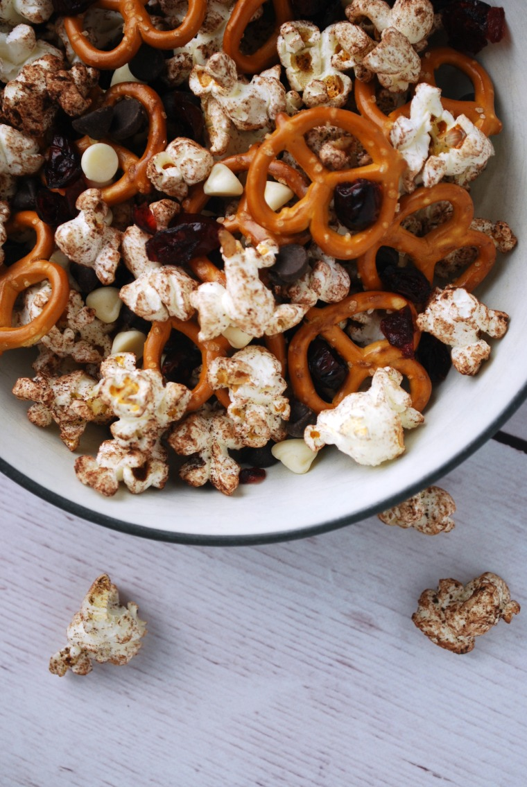 Chocolate Snack Mix - Nut and Gluten Free
