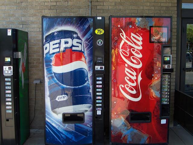Coca-Cola Vs. Pepsi: Duelo De Titanes