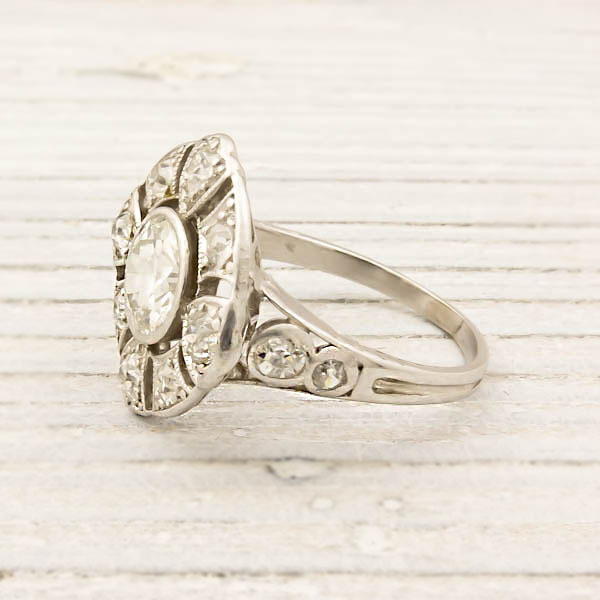 erstwhile jewelry engagement ring 7632 - {Frosted Find}  Erstwhile Jewelry